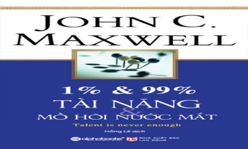 1% và 99% - Tài Năng và Mồ Hôi Nước Mắt