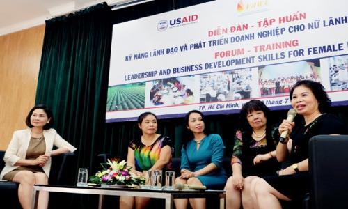 5 phụ nữ Việt Nam thì có 4 muốn khởi nghiệp