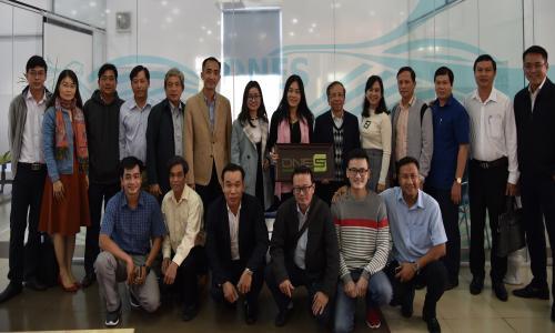 Chuyến tham quan học tập kinh nghiệm tại Đà Nẵng