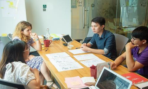Cơ hội nhận 100.000 USD khi tham gia chương trình tăng tốc khởi nghiệp của ThinkZone
