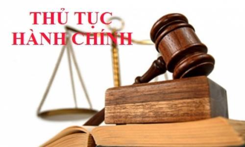 Công bố 54 TTHC được sửa đổi lĩnh vực thành lập và hoạt động doanh nghiệp