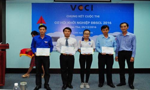 Cuộc thi Khởi nghiệp ĐBSCL 2016