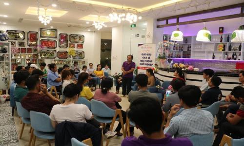 Giao lưu chia sẻ về các hoạt động khởi nghiệp giữa Bến Tre và Đồng Tháp