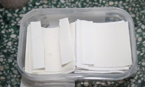 Học sinh lớp 11 khởi nghiệp với xà phòng giấy