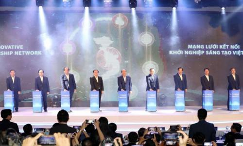 Hướng tới vị thế trung tâm khởi nghiệp hàng đầu khu vực Đông Nam Á