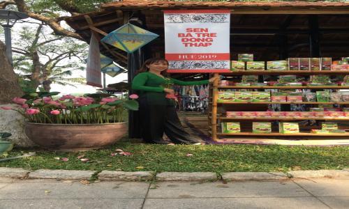 Kiều Ba tre: Chân dung người phụ nữ bản lĩnh khởi nghiệp từ sen của quê hương