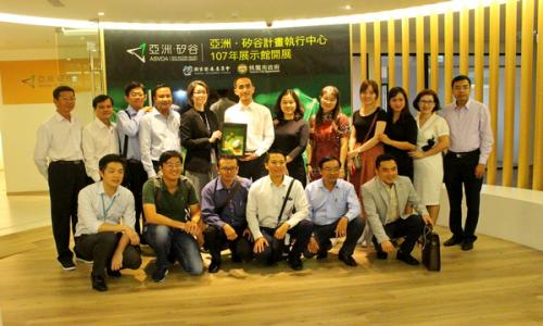 Mạng lưới khởi nghiệp ĐBSCL tham quan, chia sẻ kinh nghiệm tại Đài Loan