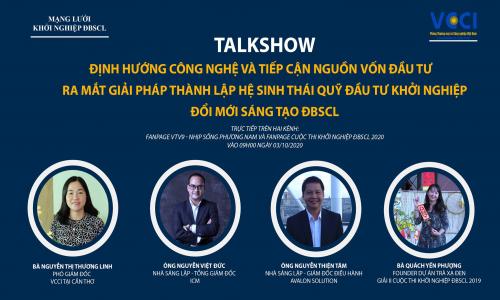 Mời tham dự Talkshow