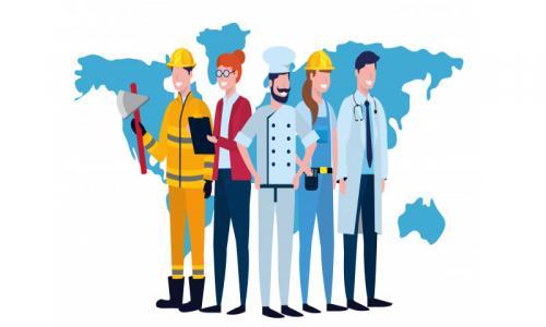 Nghị quyết 116/NQ-CP 2021 hỗ trợ người lao động, người sử dụng lao động gặp khó khăn vì Covid-19