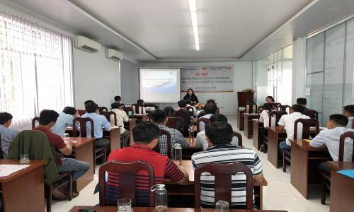 Phát động Cuộc thi Khởi nghiệp ĐBSCL 2020 tại tỉnh Sóc Trăng