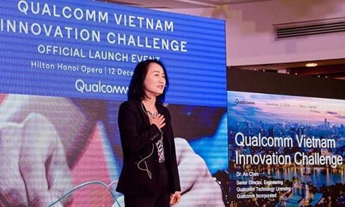 Qualcomm tạo sân chơi mới cho startup công nghệ Việt