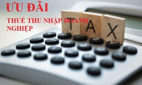 Thêm đối tượng được ưu đãi thuế thu nhập doanh nghiệp