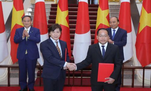 Việt Nam - Nhật Bản hợp tác thúc đẩy đổi mới sáng tạo