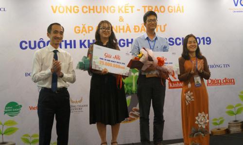 Vòng Chung kết – Trao giải và Gặp gỡ nhà đầu tư Cuộc thi Khởi nghiệp ĐBSL 2019